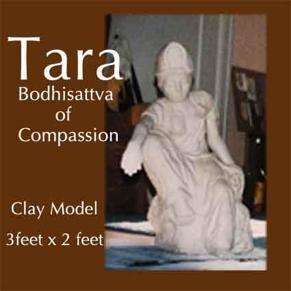 Tara Bodhisattva of Compassion